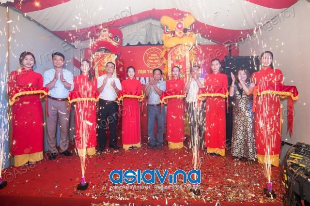 Lễ khai trương Showroom Sâm Yến Tâm Thịnh Phát