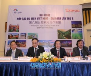 Hội nghị lần thứ 8 về hợp tác du lịch Việt Nam-Đài Loan (Trung Quốc) được tổ chức luân phiên giữa Việt Nam và Đài Loan (Trung Quốc) từ năm 2012 nhằm kết nối các doanh nghiệp du lịch hai bên.